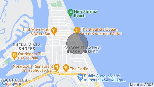 Oceania Beach Club by Ocean Properties Map