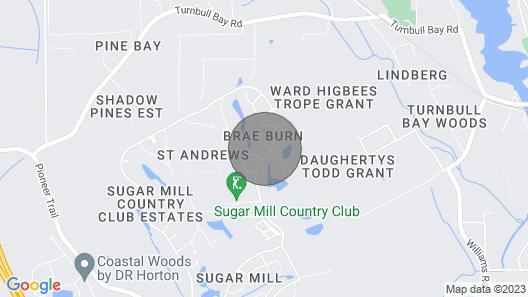 Brae Burn by Ocean Properties Map