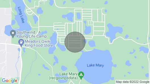 Rv Port Campsite Country Living at its Best Map