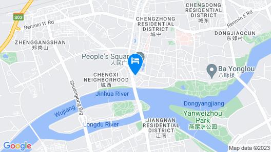 Jiaheng Lanting Hotel Map