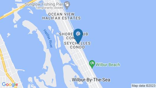 504 Seychelles - 3 Bedroom 3 Bath - Oceanfront Map