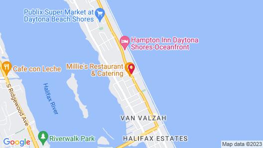 Dream Inn Map