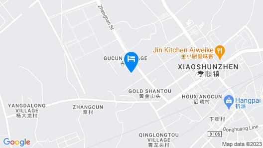 Jinyi Jinglan Hotel Map
