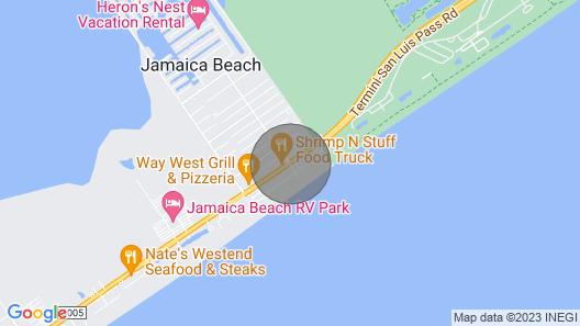 Diamond Beach 415-st Tropez Beach: Beachfront, Balcony With Unobstructed View! Map