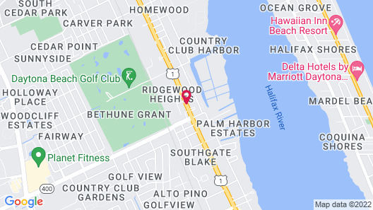 Super Inn Map