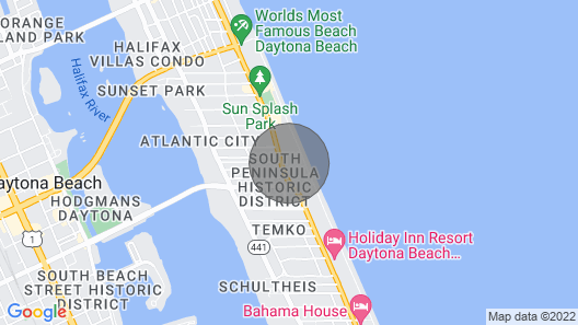 On the Beach Map