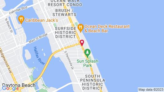 Fountain Beach Resort Map