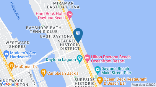 Plaza Resort & Spa Map
