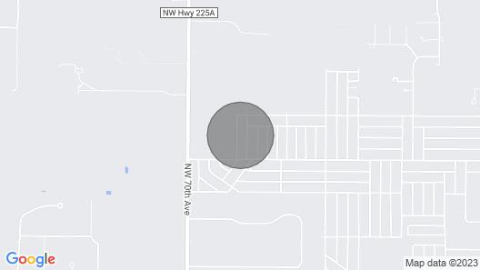 3 bedroom Ocala home in nice residental neighborhood Map