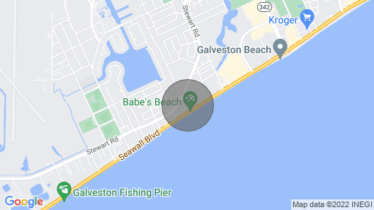 By the Sea Resort 907-Sea la Vie: Phenomenal Gulf View. FREE ATTRACTIONS! Map