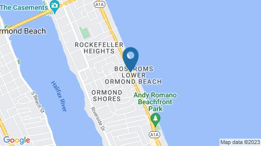 The Maverick Resort Map