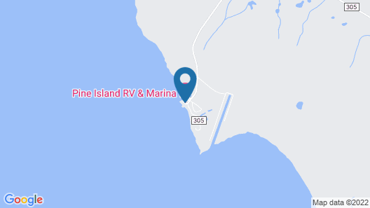 Runaway Bay Lodge Map