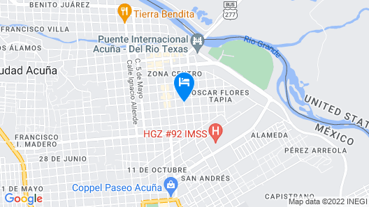 Hotel Ramsal Map