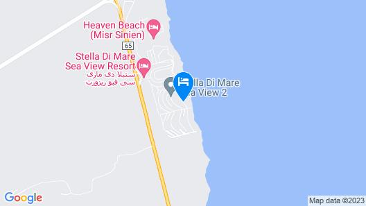 Sea front Chalet- Romance Map