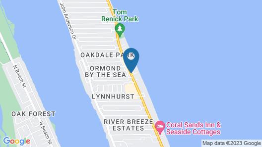 Traders Inn Beach Club Map