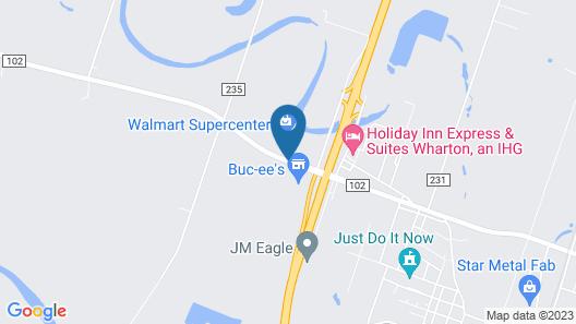 Express Inn Map