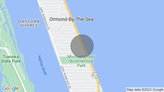 Shore Beats Work! Beautiful Ocean Views! Map