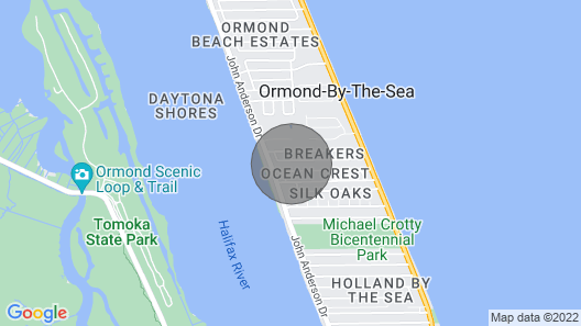 New! Single-story Home: Walk to Beach, Pier, River Map