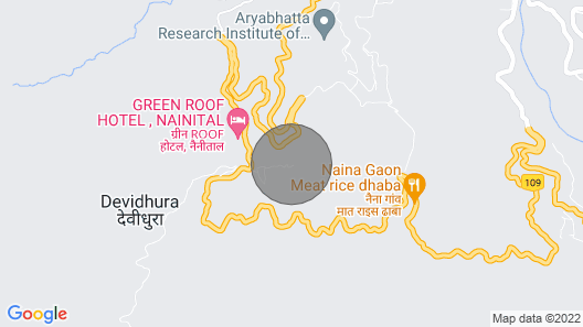 Camp Gopika Baldiyakhan,nainital Uttarakhand India Map