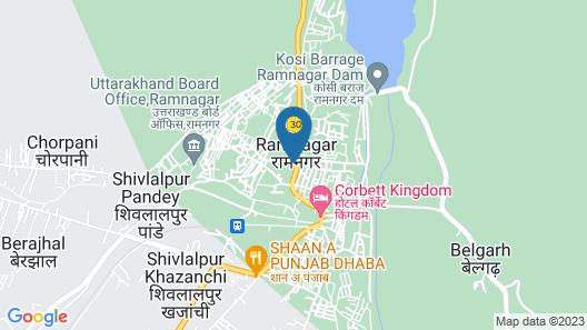 Lohagarh Corbett Resort Map
