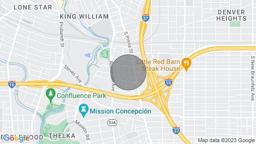 Huge Remodeled 5BR 4BA House Sleeps 20 Downtown Map