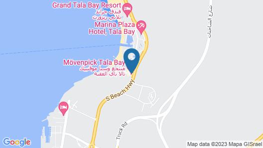 Tala Bay Residence Map
