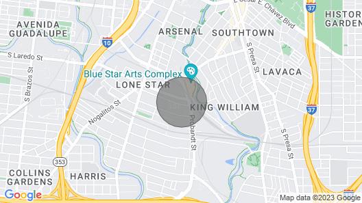 Sonder - Southtown Apartments Map