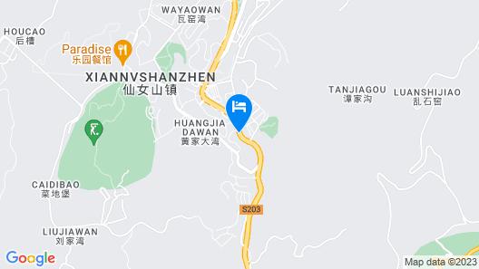 Daweiying Holiday Hotel Map