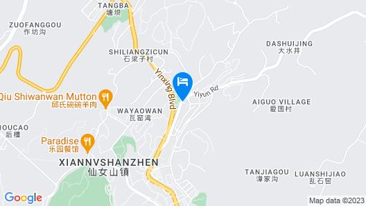 Wanxiang Hotel Map