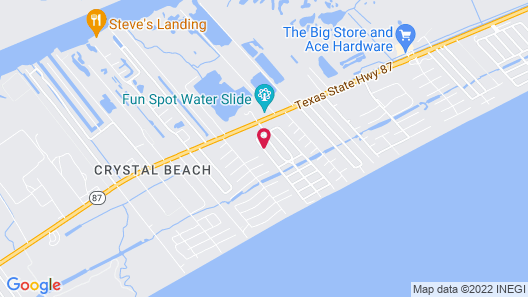 Lone Star 2 Bedroom Home Map