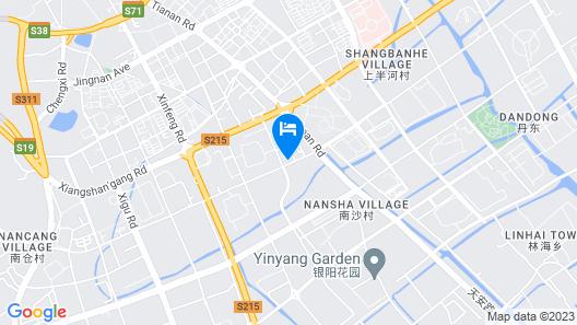 7 Days Inn Ningbo Xiangshan Renmin Plaza Branch Map