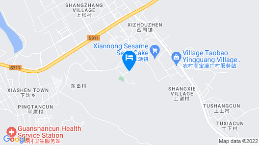 Huaxiang International Hotel Map