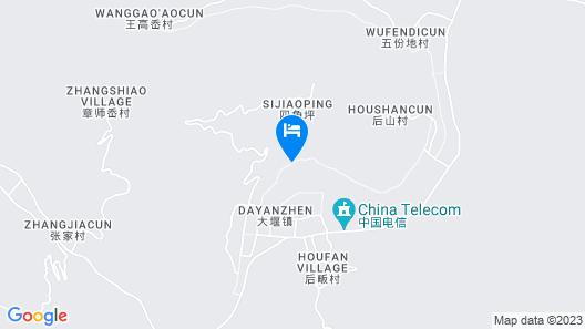 Banmajia Guesthouse Huayuzui Map