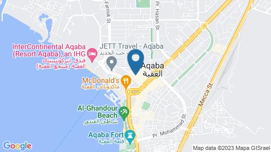 My Luxury Hotel Map