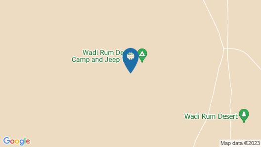 Wadirum Desert Start Map