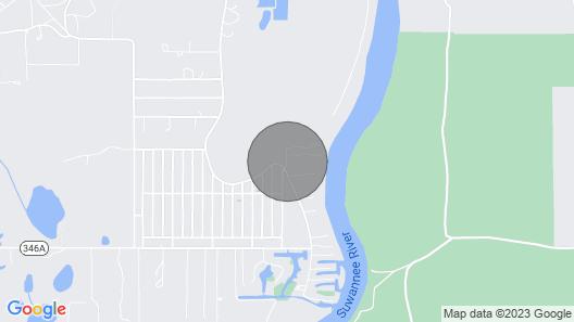 Suwannee River Retreat Map