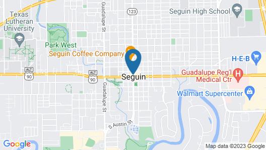 Casa Spike 246GR Apartment 2 Map