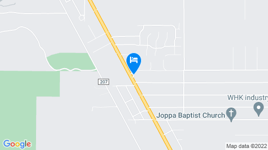 Hotel O near Fanning Springs State Park US Hwy 98 Map