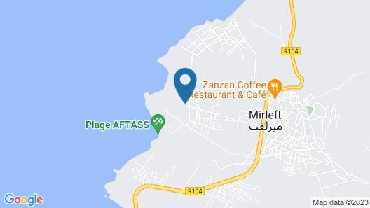 Agadir Well  Map