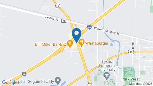 La Quinta Inn & Suites by Wyndham Seguin Map