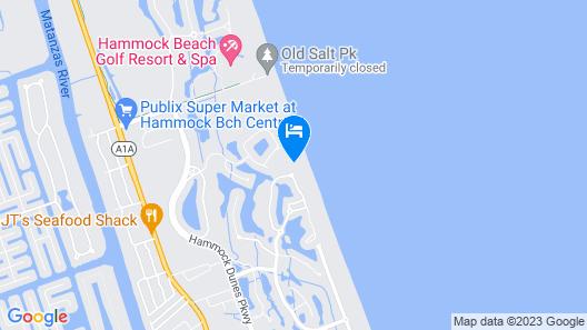 441 Cinnamon Beach - Three Bedroom Condo Map