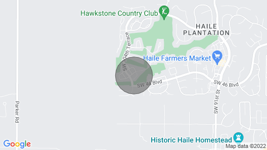Cozy Haile Cottage – 15 Min to UF and Springs Nearby! Map