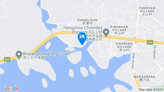 Hotel Karen Map