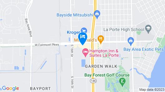 Home2 Suites by Hilton La Porte Map