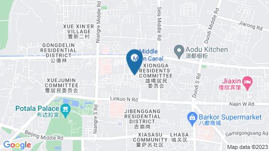 Lubhum Tsang Boutique Hotel Map