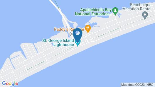 The St. George Inn Map