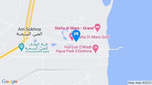 Stella Di Mare Golf & Country Club Map