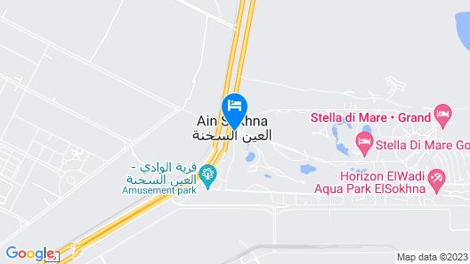 Stella Di Mare Sea Club Hotel Map