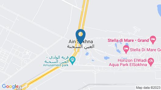 Stella Di Mare Grand Hotel Map