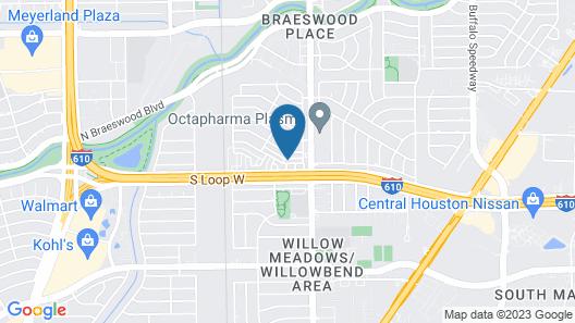 4024 Breakwood Map